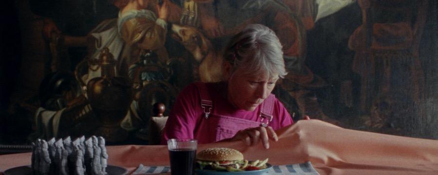 Daria Martin. Tonight the World, Anamorphic 16mm film, 13.5 minutes, 2019